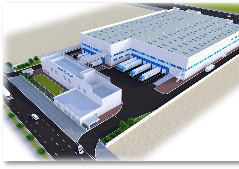 ASMAK Manufacturing and Processing Plant